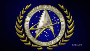 Star Trek Star Fleet Command Great Seal by Dave-Daring