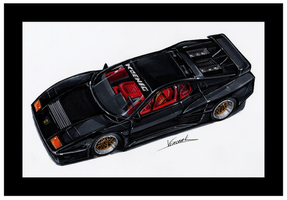 Ferrari 512BB Koenig by vsdesign69