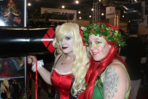 Harley and Ivy by OberthPhotography