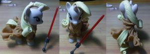 Jedi Rarity work in progress by azurevine
