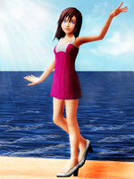 Kairi (random dress) DOWNLOAD by KohakuUme6