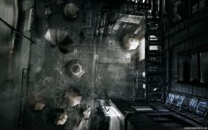 Splinter Cell Conviction concept art 1 by wert23