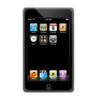 iPod Touch Icon - PNG by Oliuss
