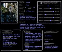 Searching for Memories - Sorscha's Character Sheet by Whisper292