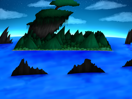 The Lost Island by ANNE14TCO