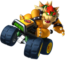 Bowser Kart 7 Wallpaper by DryBowzillaJP
