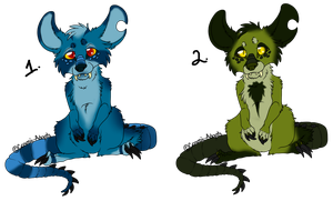 Dino Rat Adopts Closed by Cosmic-Adopts