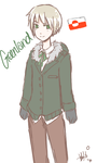 APH OC - Greenland by DinoTurtle