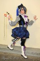 Ciel Phantomhive - Noah's Ark Circus by Bunnymoon-Cosplay