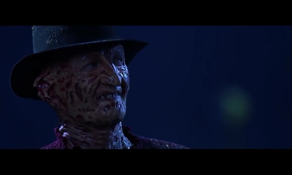 Freddy Krueger meme template by Gumzilla13