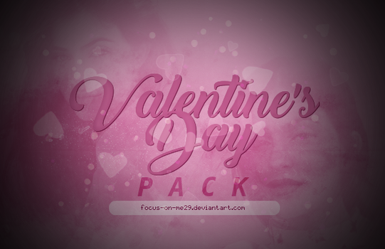 +.Valentine's Day PACK by Focus-On-Me29