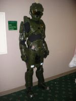 No Brand Master Chief by hunterfan