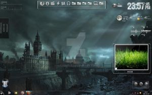 Rainmeter Theme Nazar by nazar1703