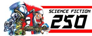 Science Fiction 250 by GriftersArt