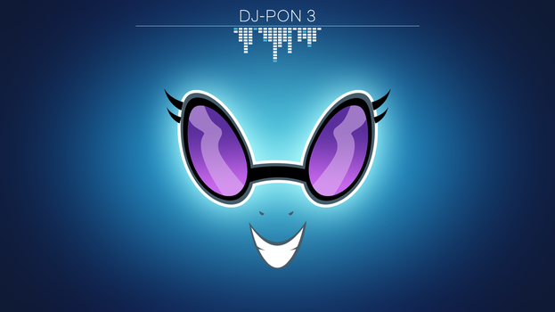 DJ Pon-3 wallpaper by WTColor