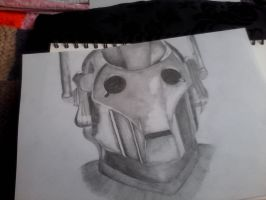 Cyberman by SoManyPencils