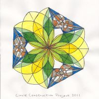 Circle Construction Project by hyd856