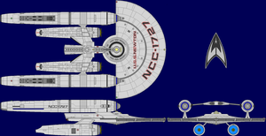 USS Newton Multi-View by captshade