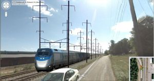 Amtrak Acela on to Richmond VA by OceanRailroader
