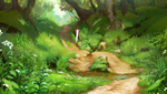 Animation background #1 by Tabon