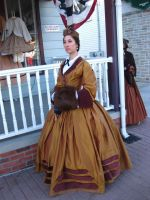 Gettysburg Gown by Lady-Lovelace