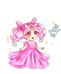 Princess Chibiusa by LittleMissRabbit
