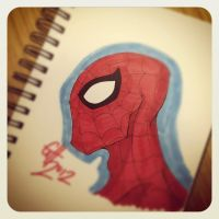 Amazing Spider-man by tankybou2000
