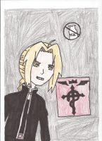 FMA: Edward Elric by kmtvm123