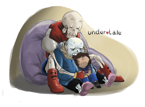 Undertale ruined my life. by Phornis