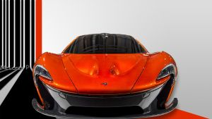 McLaren P1 by curtisblade