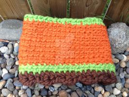 Orange Cowl by Bwabbit