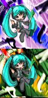 miku- i cant decide by zelas