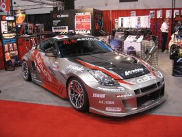 tuned up Nissan 350Z by reika7