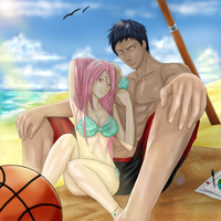 KNB - In this Summer by JeyHaily