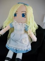Alice chibi by dollmaker88