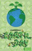 Earth Day 2012 Poster by chrisfire1