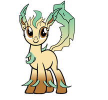 Leafeon by crystalmoon101