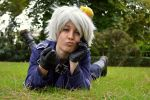 I'm Sexy and a Princess - Prussia Cosplay by Voldiesama