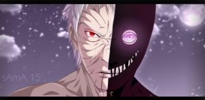 manga naruto 644- obito Back by sAmA15
