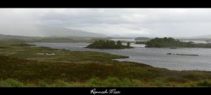 Rannoch Moor by IsaFortyThirty1