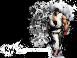 SFIV Alternate Ryu by Vegett0