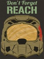 Don't Forget REACH by momogoto