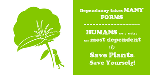 Save plants. by rockingdead