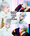 PHOTOPACK #5 - YONG JUNHYUNG by xhangelf