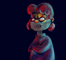 Lucy Lecter by ChubbyCollections