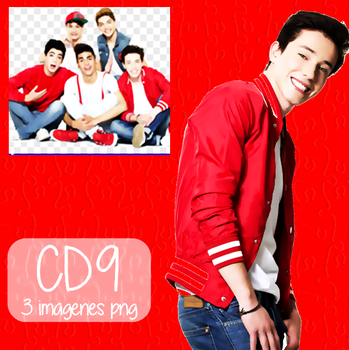 CD9 Photopack Png 003 by Sofiaibasil