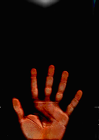 my scanned hand lol by madhouse1991