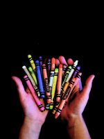 Hand Full of Color by naiveminds