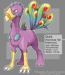 Quix - pokemonized! by Twarda8