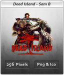 Dead Island - Sam B - Icon by Crussong